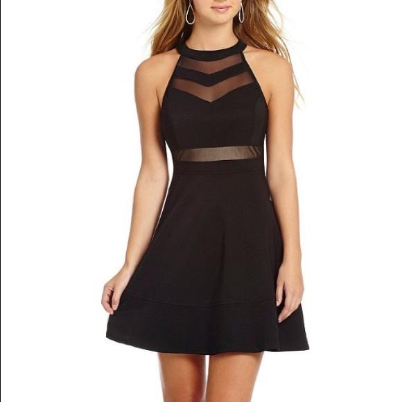 479f4d09901 Honey and Rosie Dresses   Skirts - Honey   Rosie Sleeveless Skater Mini  Dress